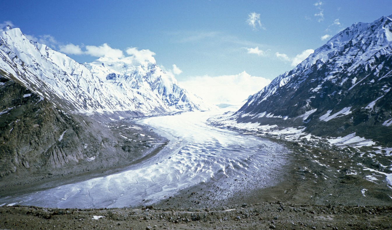 the impacts of melting glacier environmental sciences essay Though studies point to an increase in the pace of glacier wastage  metres deep for measuring melting at  of environmental sciences,.